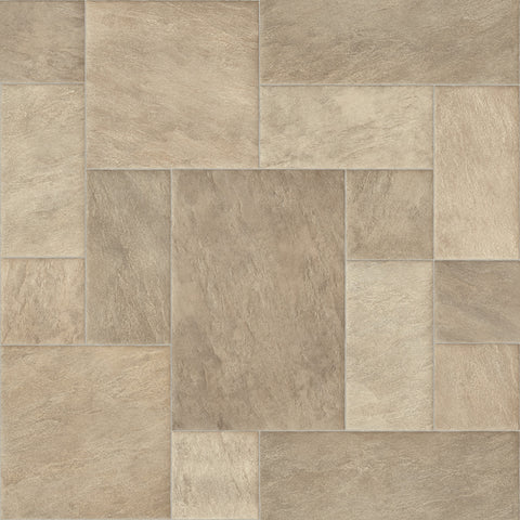 DA VINCI BEIGE B0039  - Sheet Vinyl - CANVAS