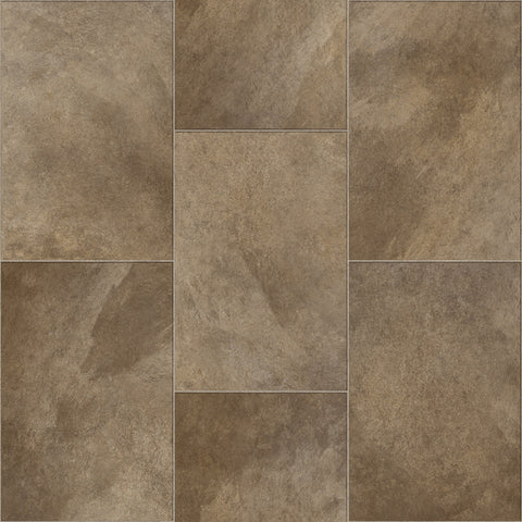 VERMEER BROWN B0042 - Sheet Vinyl - CANVAS