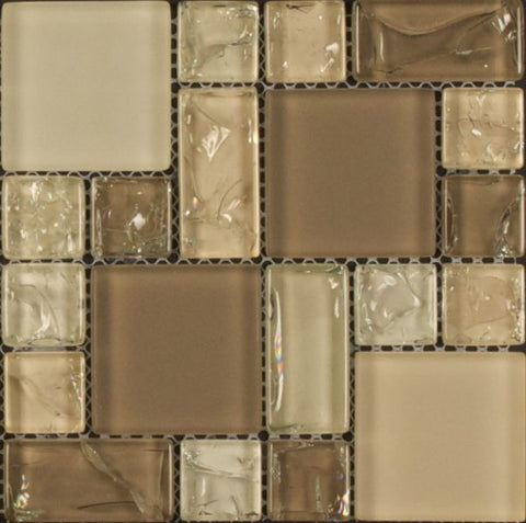 Brilliante Glass Beige