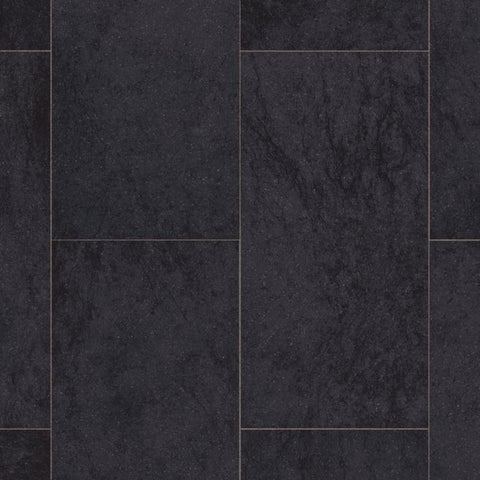 Amalfi Vinyl Sheet - Black