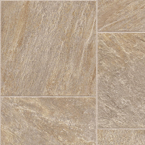 Quartzite Tile Brown