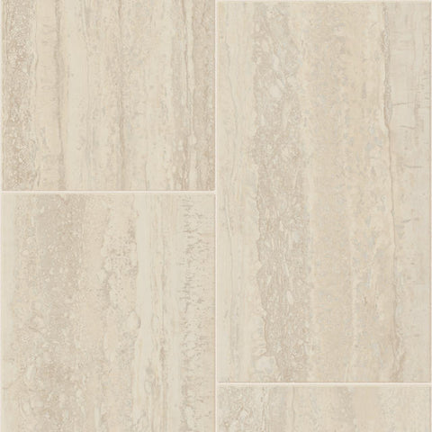 Travertine Tile Cream