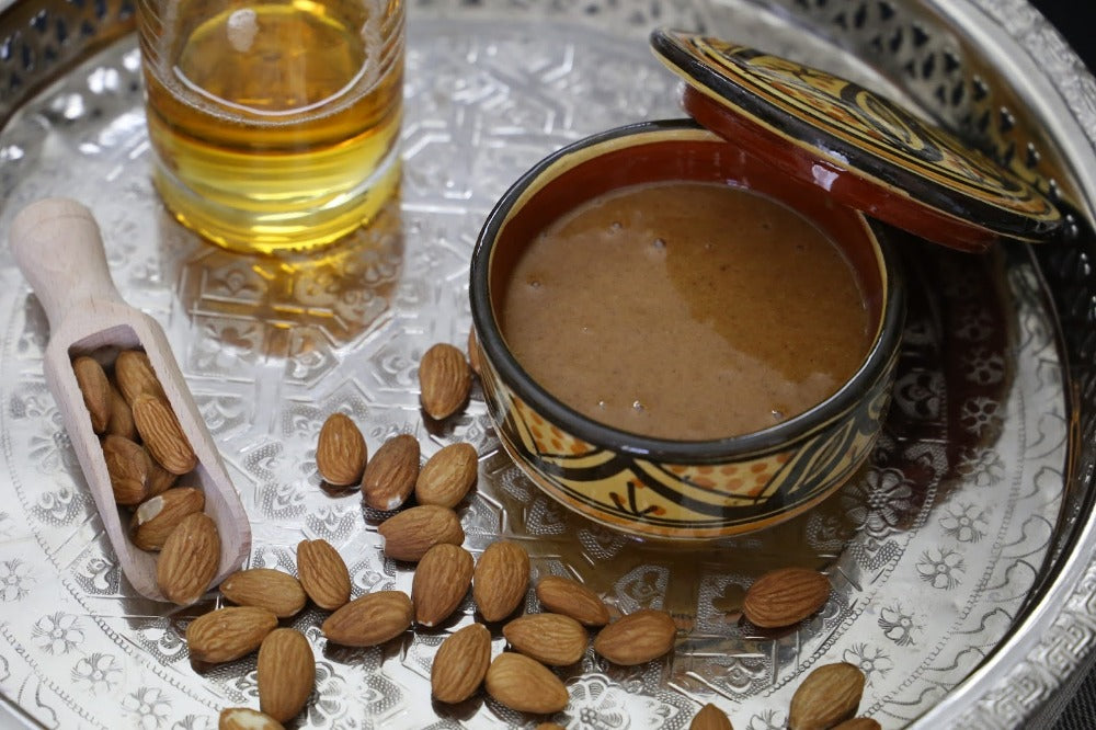Argan Almond Butter 101 The Origin of Amlou