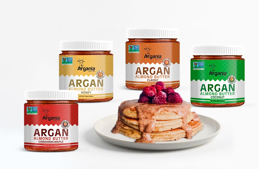 Why Argan Almond Butters Are The Next Big Thing