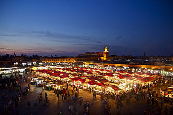 The Beauty of the City of Marrakech