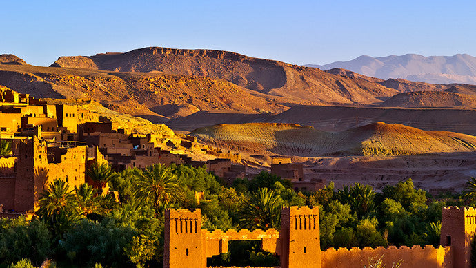 Witness the Beauty of Morocco