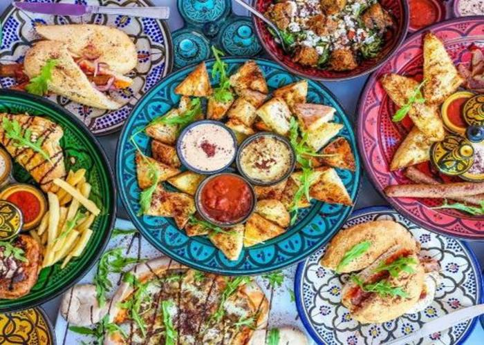 Experience Food with the Taste of Morocco