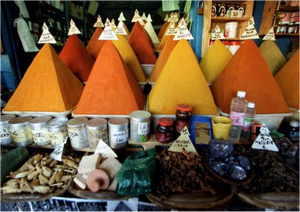 Spice It Up with the Moroccan Signature Spices