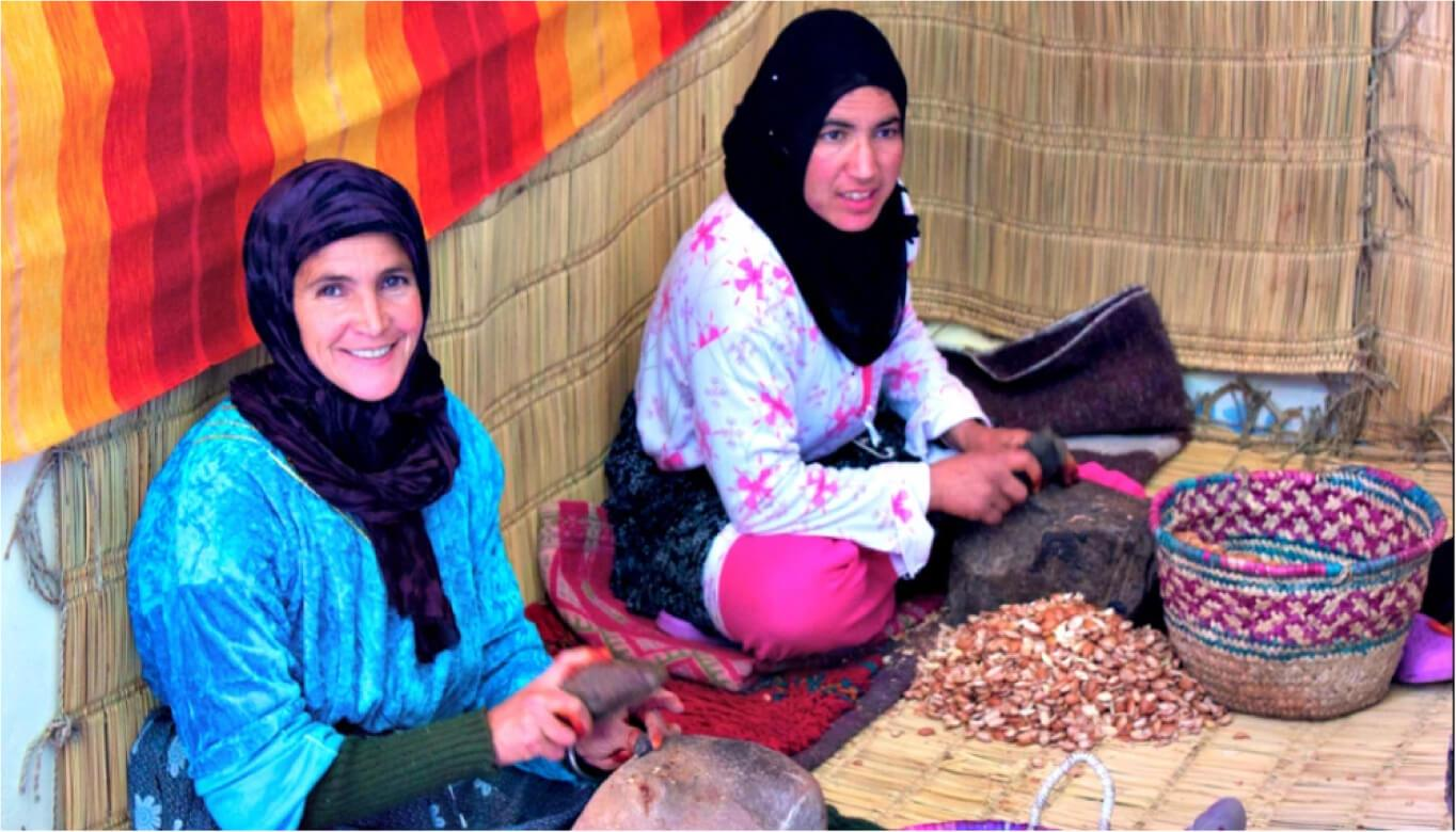 Argan Oil Sales Rakes in Profit to Help Working Women through Cooperatives