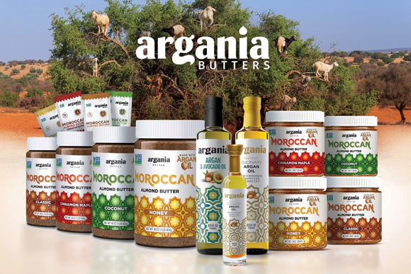 Argania Butter features 'liquid gold' ingredient to support health, women's cooperatives