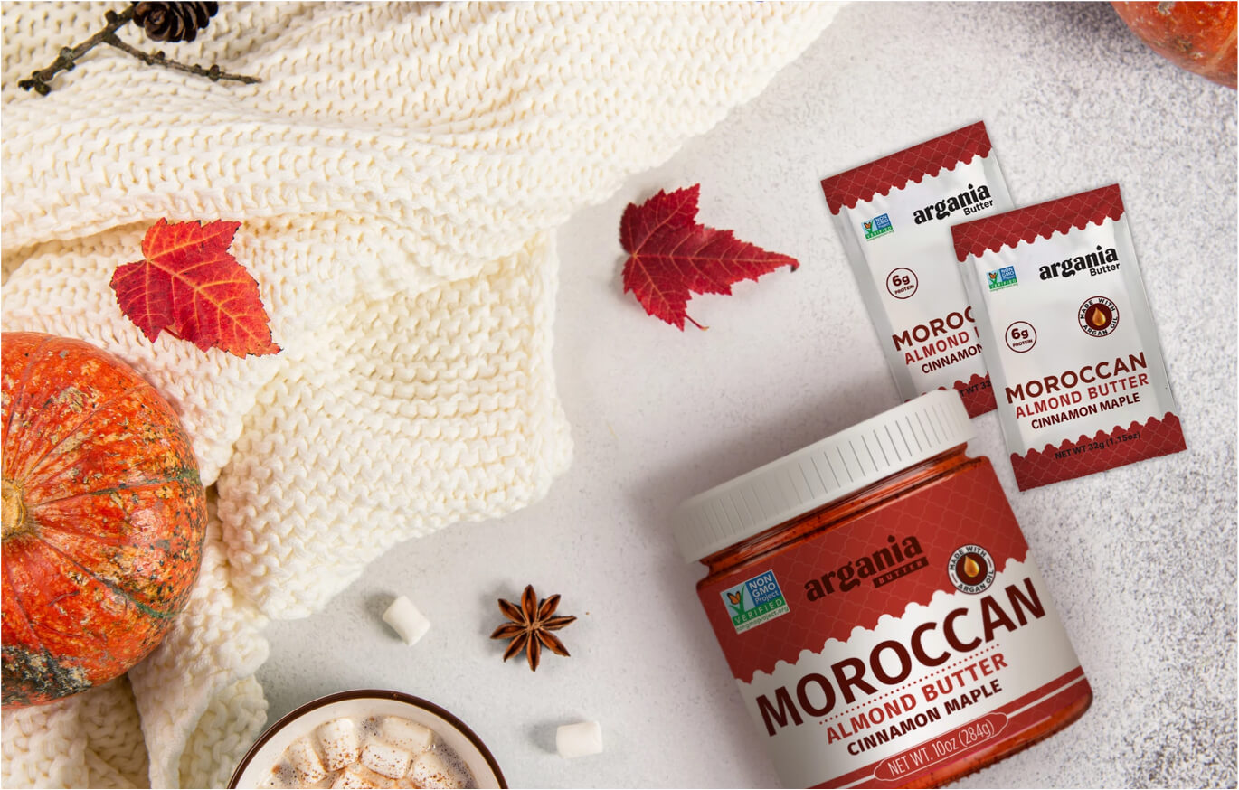 moroccan Almond Butter