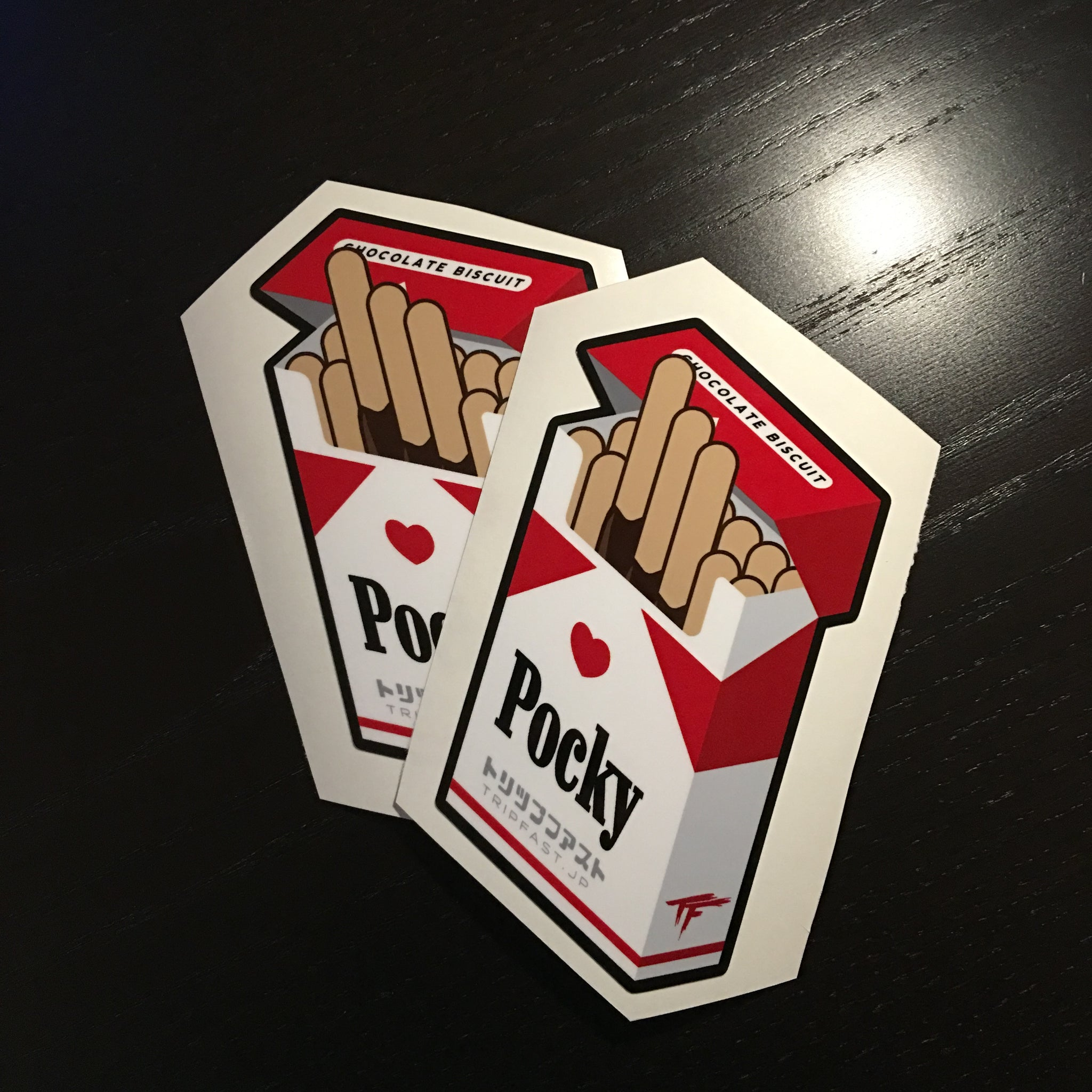 Pocky x Marlboro Chocolate***