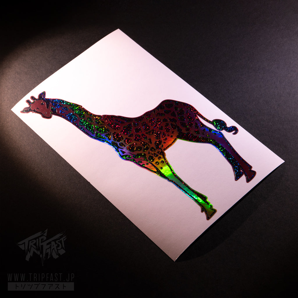 Cosmic Giraffe Dual Layer Decal***