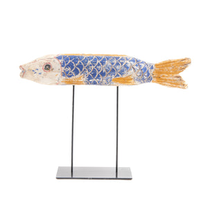Wooden Carving Fish