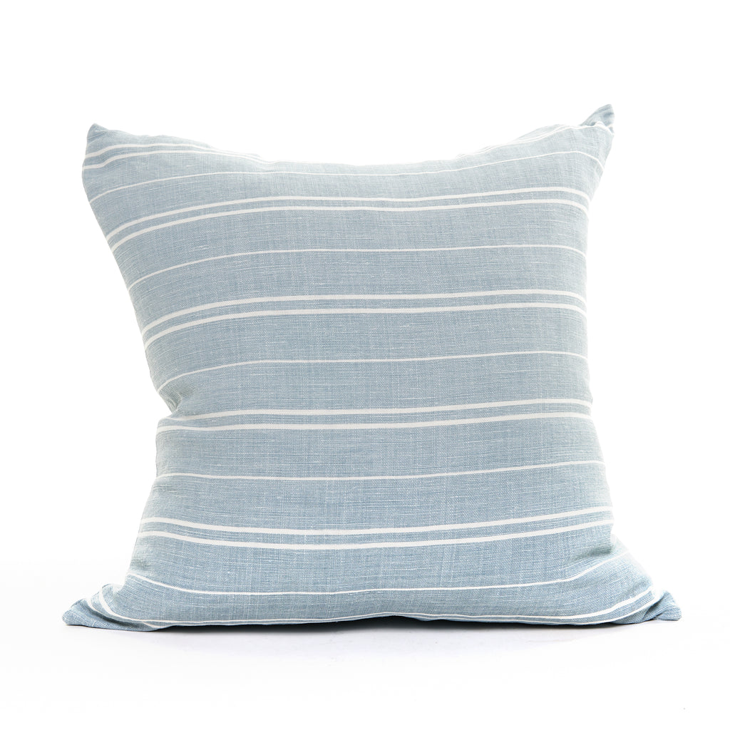 Sea Stripe Pillow