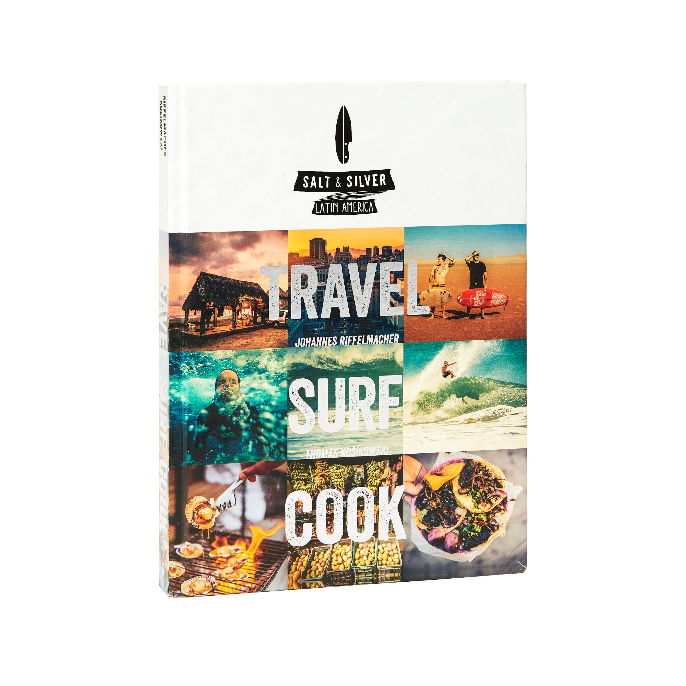 Salt & Silver -  Travel, Surf, Cook