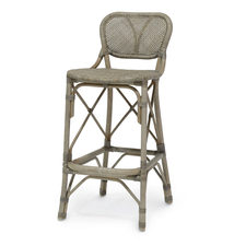 Avalon Gray Stool
