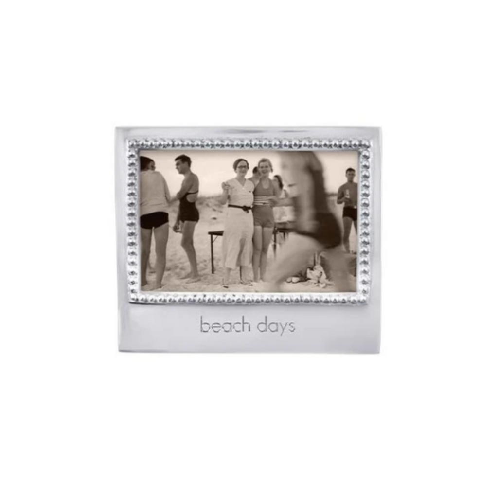 Beach Days Frame