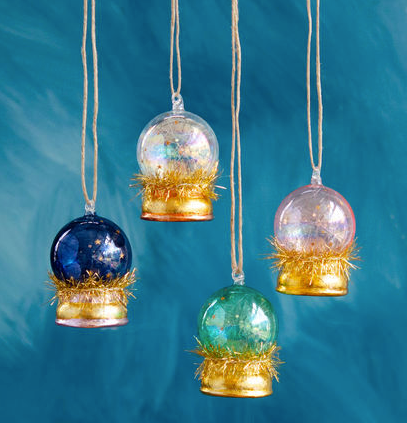 Crystal Ball Ornament