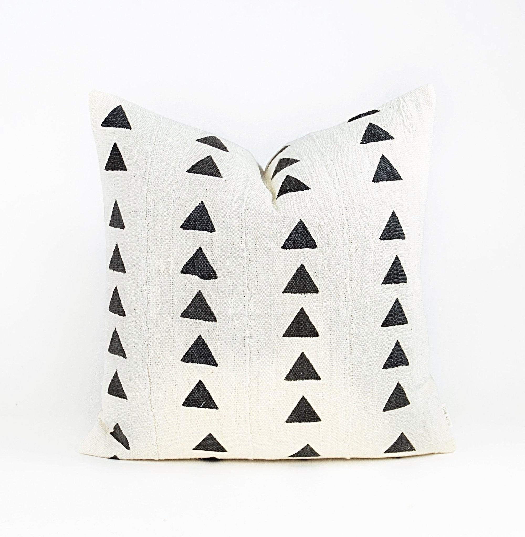 Triangle Vintage Pillow