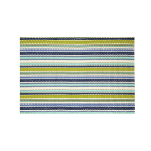 Pond Striped Outdoor Rug