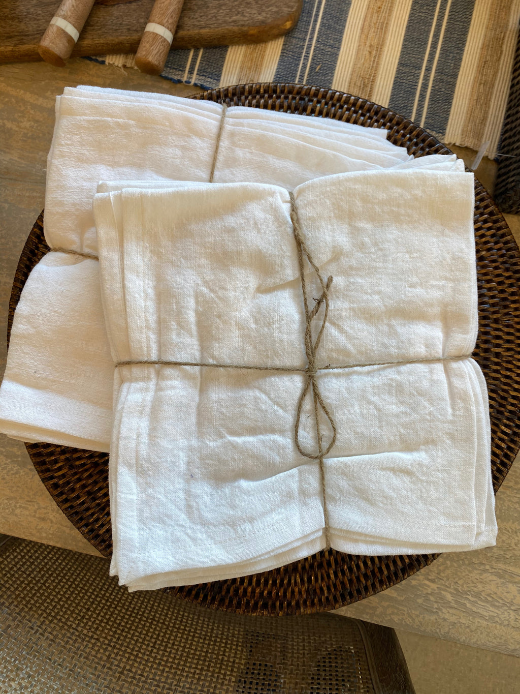 Cotton/Linen Napkin
