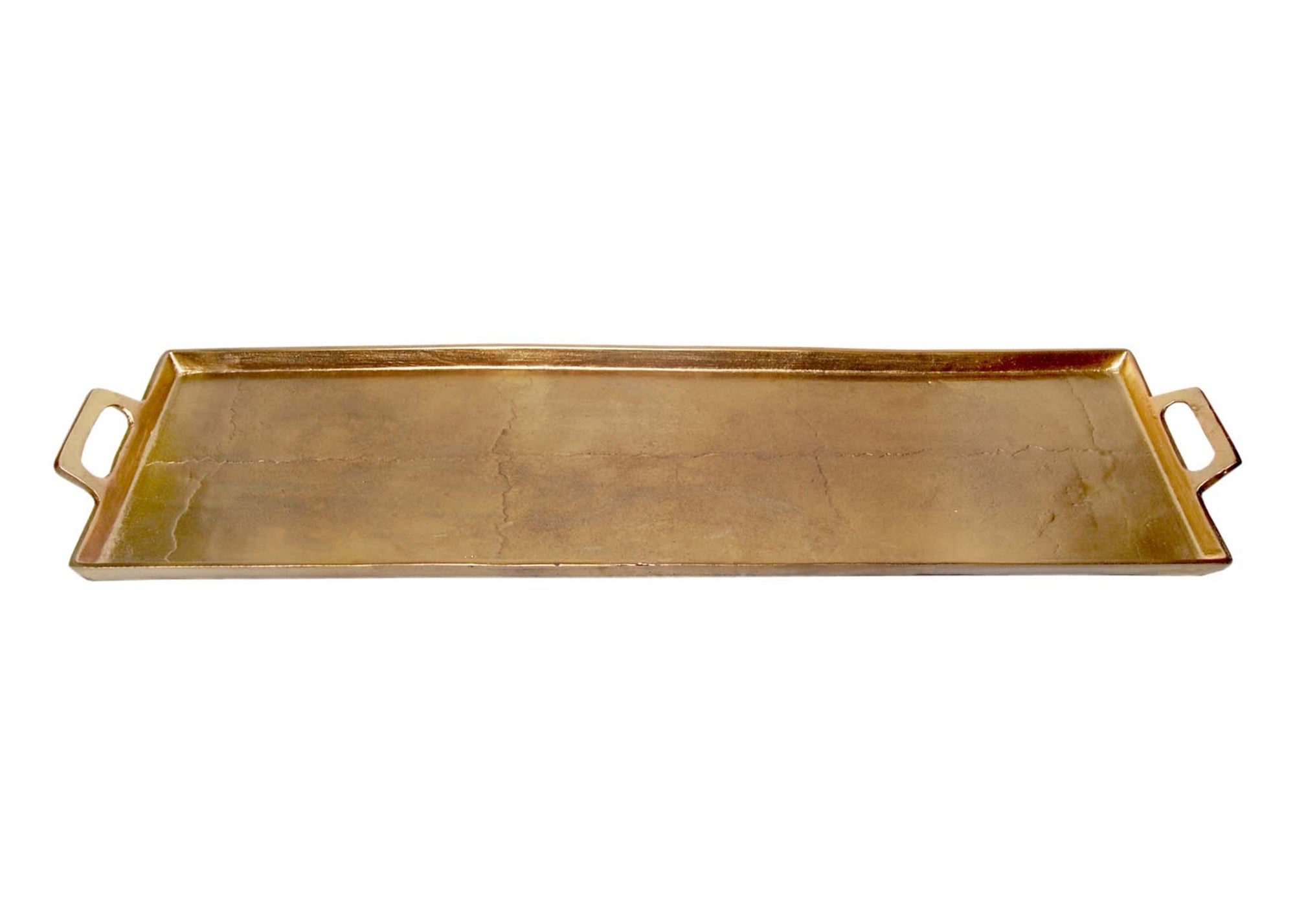 Long Brass Trays