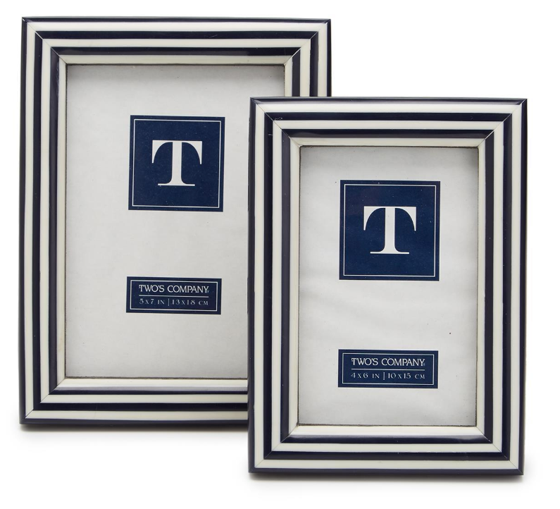 Nautical Stripe Frame
