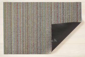 Chilewich Simple Stripe Indoor/Outdoor Mat Multi-colored