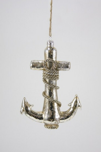 Glass Ship Anchor