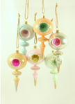 Traditional Glass Spindles