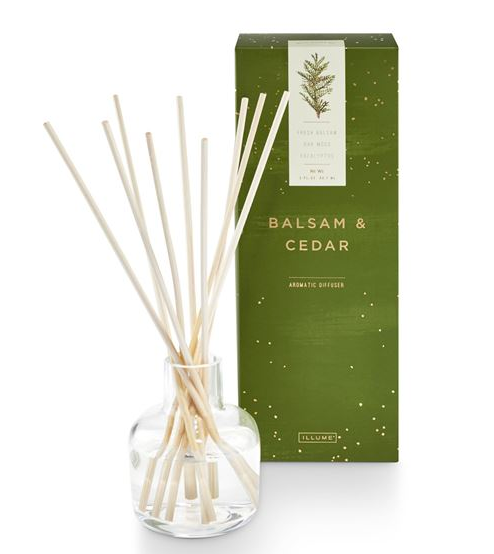 Balsam and Cedar Reed Diffuser