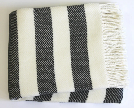 Candy Stripe Blanket