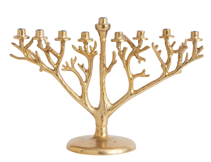 Branch Menorah