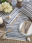 Denim Rag Table Runner