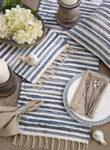 Denim Rag Placemat