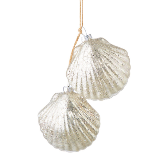 Shell Cluster Ornament