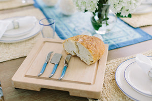 Laguiole Mini Cheese Knives