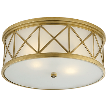 Harbor Brass Flush Mount