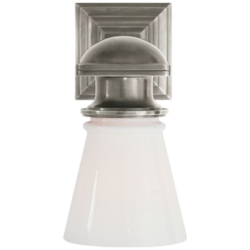 Wedge Single Sconce