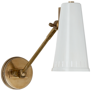 Scripps Single Arm Sconce
