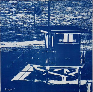 Marine Street Lifeguard Tower