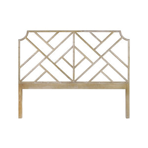Malaga King Headboard Natural