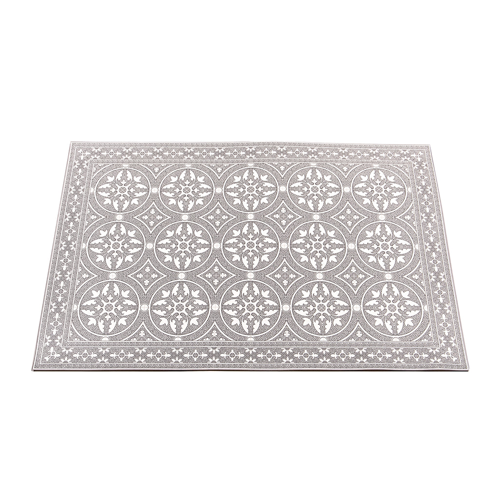 Pebble Flower Placemat Set