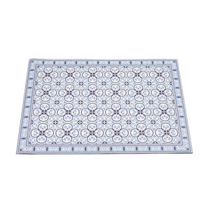 Blue Clover  Placemat Set