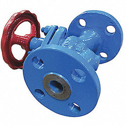 "2-1/2"" Carbon Steel ANSI 300 Class Piston Valve"