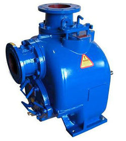 "Industriflo 4"" Suction Lift Self-Priming Pump"