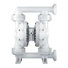 "WILDEN AODD PUMP, 2"" PRO-FLO SHIFT, BOLTED POLYPROPYLENE, ANSI W/FKM"