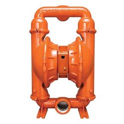 "WILDEN AODD PUMP, 3"" PRO-FLO SHIFT, CLAMPED DUCTILE IRON, NPT W/FKM"