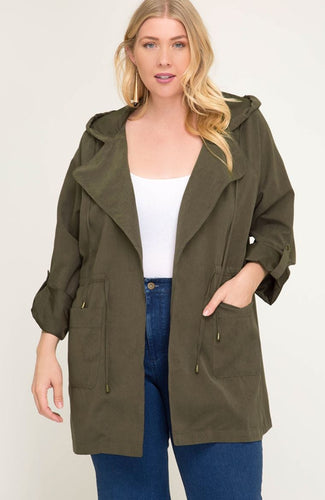 Pocket Parka